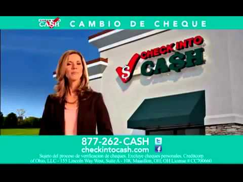 Check Cashing   Check Into Cash