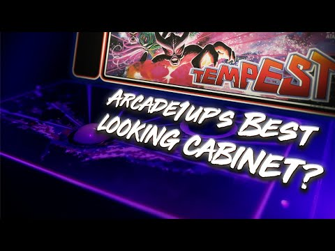 Arcade1Up Atari Legacy Tempest | A Cinematic Overview, Unboxing, & Review from Complete Geek TV