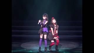 Nakamoto Suzuka (SU-METAL BABYMETAL)・Nakamoto Himeka (Himetan N...