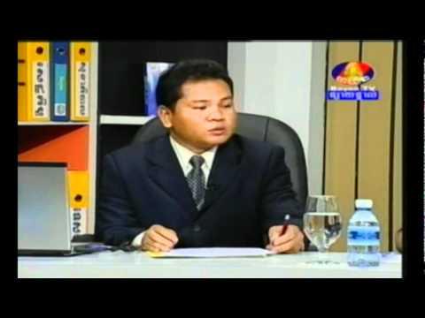 Bayon TV 2011Mar23_Current Affair in Libya