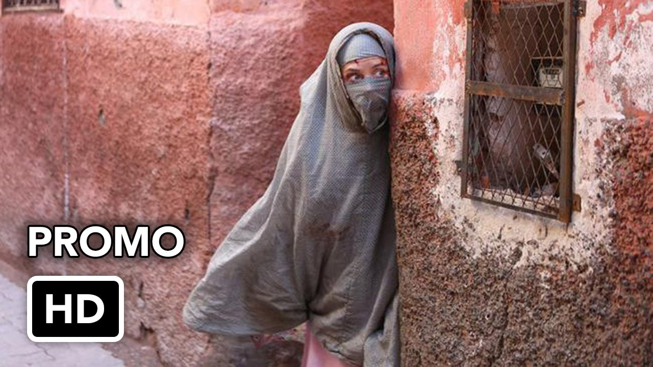 "Download American Odyssey 1x04 Promo ""Tango Uniform"" (HD)"