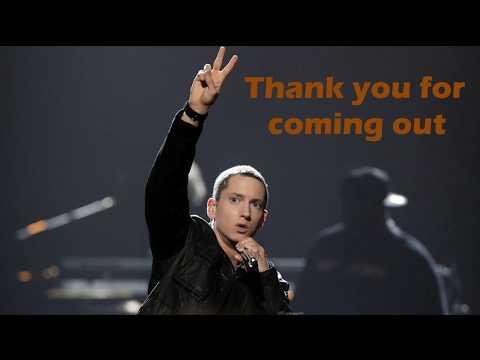 Eminem  Untitled Lyrics