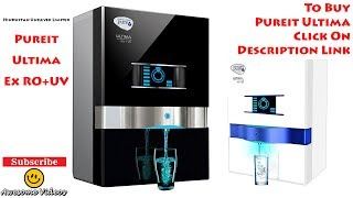 Pureit Ultima RO+UV Unbox | Installation | HUL | Pureit Smart Water Purifier | water pressure pump