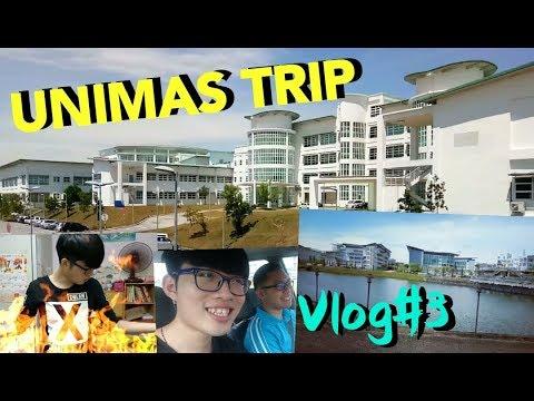 UNIMAS TRIP 2017 大学之旅 - JOONJOON's Vlog#3