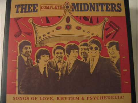 Thee Midniters- Love Makes Me Do Foolish Things