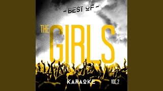 Pour Ne Pas Vivre Seul (In the Style of Dalida) (Karaoke Version)