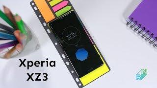 Sony Xperia XZ3 Wrażenia - czy warto? | Robert Nawrowski