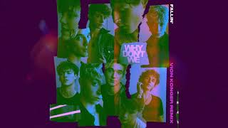 Why Don't We - Fallin' (Adrenaline) (Vion Konger Remix) [Official Audio]