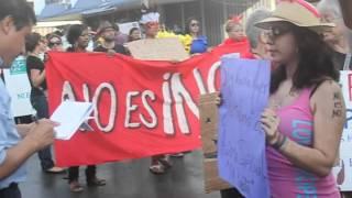 Marcha De Las Putas-versiÓn PanamÁ, Octubre De 2011