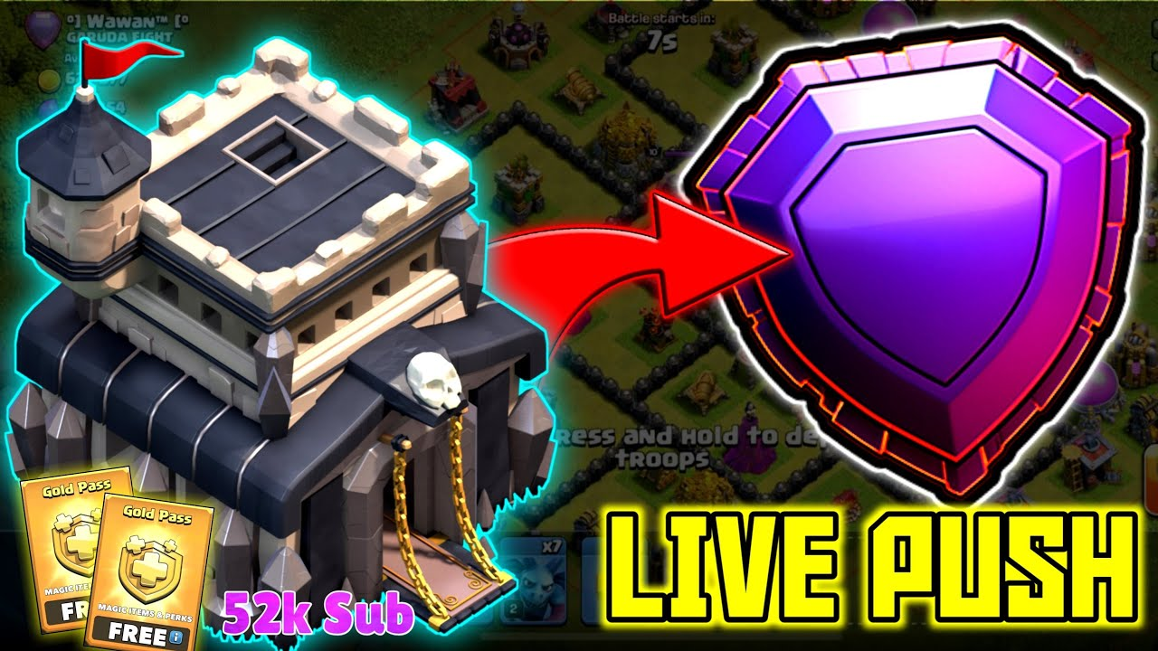 Special Stream for me🙂 - TH9 LIVE PUSH