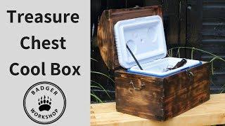 Cool Box Treasure Chest