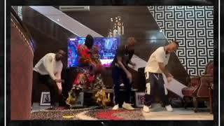 Zlatan and Poco Lee created new Dance Move
