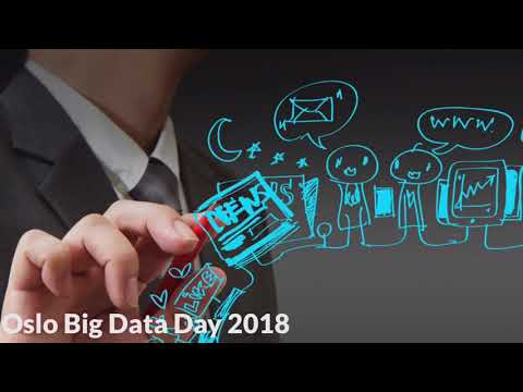 """Gründerklubben"" & Xplorico invitation to Oslo Big Data Day 2018"