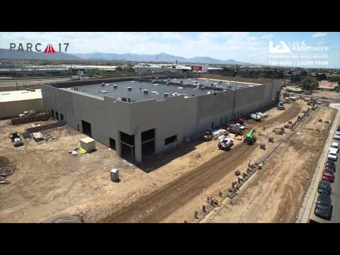 Parc 17 New Construction | 177,770 SF in Three Bldgs. | I-17 Freeway & 7th Avenue, Phoenix, Arizona