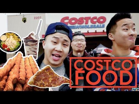 COSTCO FOOD COURT! ENTIRE MENU - Fung Bros Food