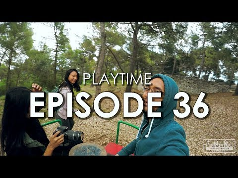 PLAYTIME | EPISODE 36 | VLOG | DISCOVER SPLIT PROJECT | ParaMeetsWorld