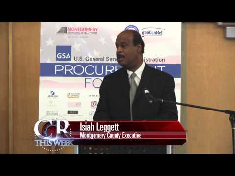 U.S. General Services Administration Procurement Forum Held in Silver Spring