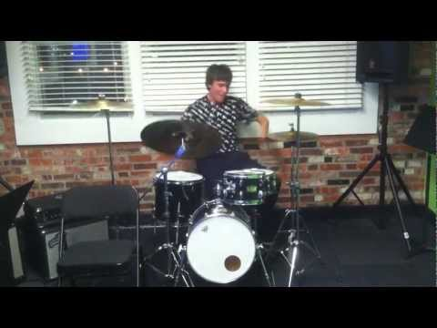 Travis Barker at the Academy for Contemporary Music - Oklahoma