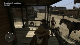 Red Dead Redemption (Xbox One X Enhanced) Part 2