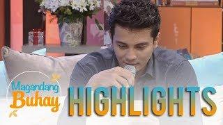 Magandang Buhay: Ejay turns emotional while reading his siblings' letters
