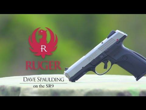 Dave Spaulding on the Ruger SR9