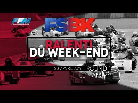 /// RALENTI DU WEEK-END LE MANS ///
