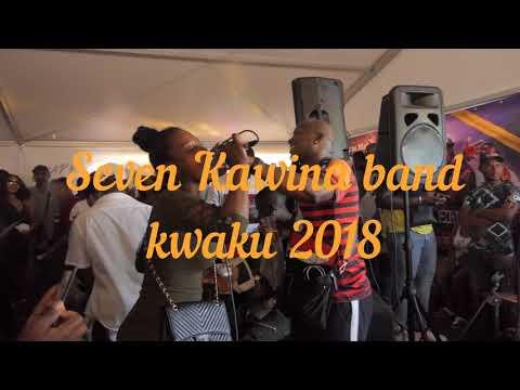 Seven kawina band kwaku 2018