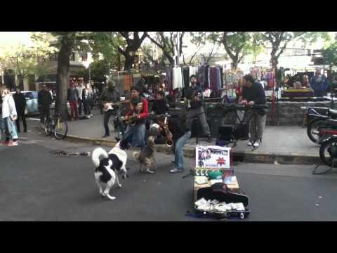 PolleraPantalón en Plaza Serrano (I) - Rita/The Pink Panther theme
