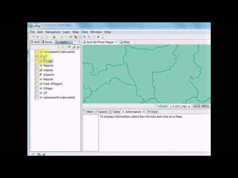 How to create web application in Geoserver
