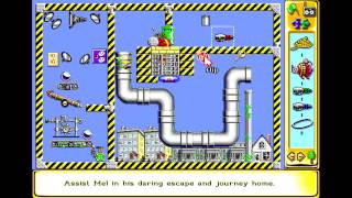 The Incredible Machine 2 (Sierra On-Line Inc.) (1994) [HD]