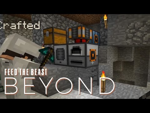 FTB Beyond w/ xB - THERMAL EXPANSION 5 [E03] (Modded Minecraft)