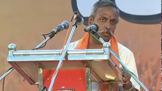 Love Jihad Speech by Gopal ji In Virat Hindu Samavesha Udupi | Dharma Sansad 2017