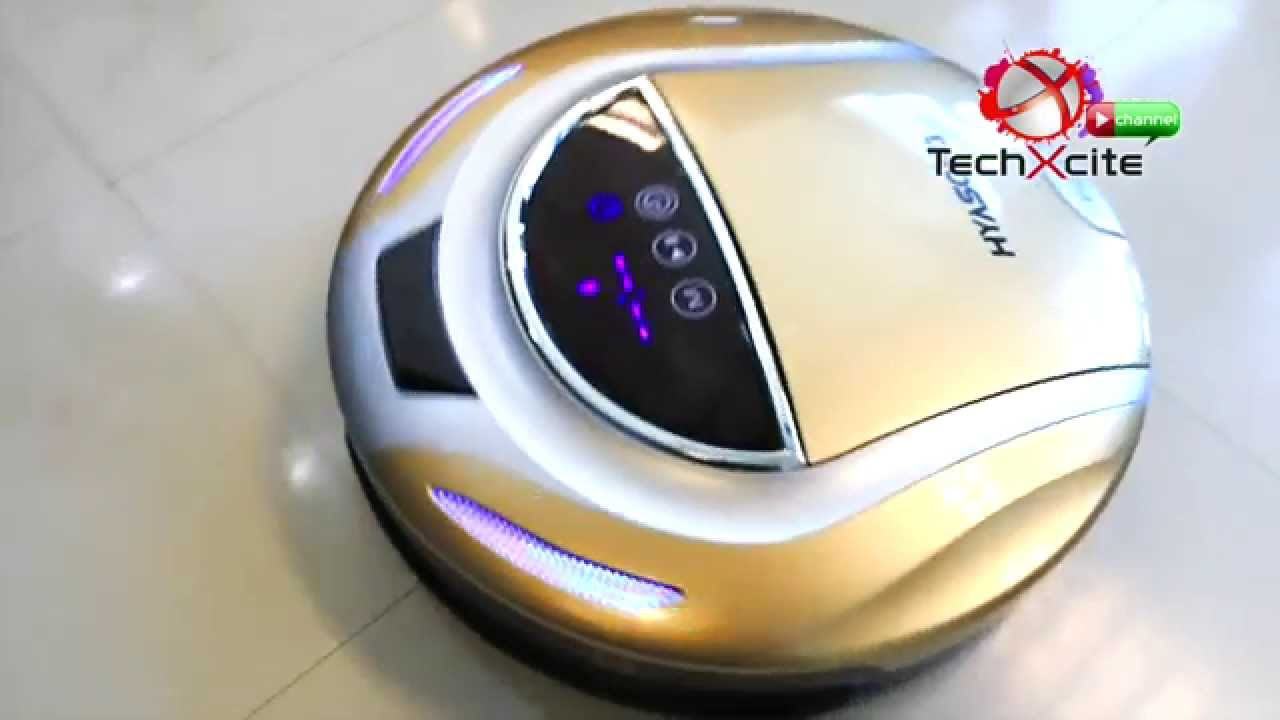 Test Hyasong Smart Robot Vacuum Cleaner Vr101 By Techxcite