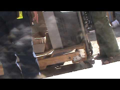 City Punishment 4 toxic dump in back yard 2194 corson scandal
