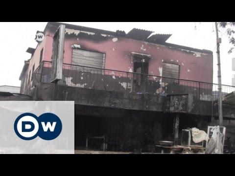 Brand-Inferno in Ghana   Journal