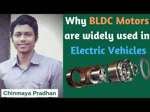 Why BLDC Motor