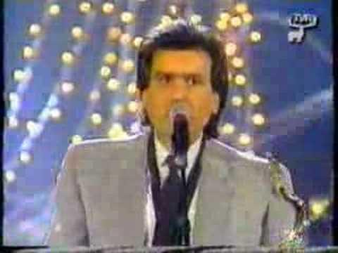 Toto Cutugno - Non se ne parla nemeno (Brasov 1993, live)