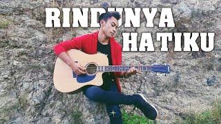 Rindunya Hatiku (Rayyan Syahid/Misteri Ilahi)    cover by Onal