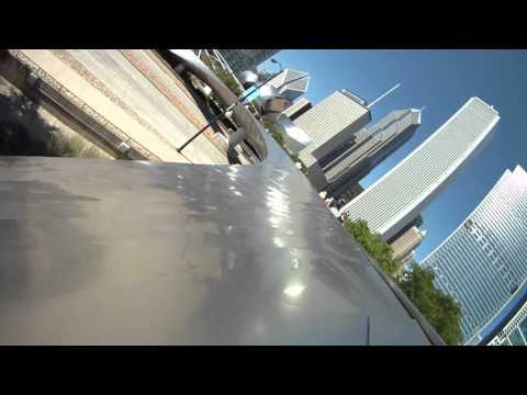BP Bridge, Chicago Millenium Park