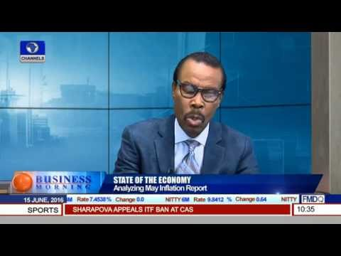 Business Morning: Focus On The State Of Nigeria's Economy Pt 1