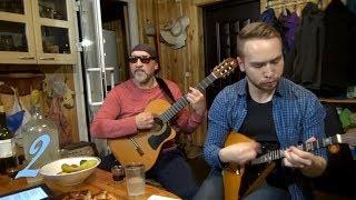 #2 Группа «Дядя Гоша», Иркутск, «Три белых коня»