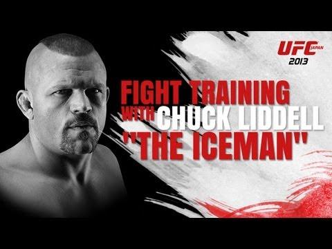 Striking Tips From Chuck Liddell
