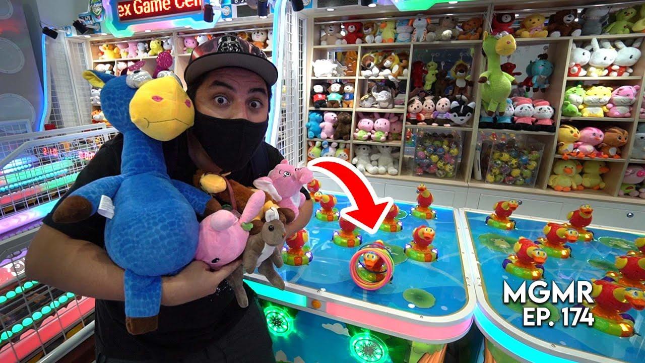 ARRASANDO en Galex Guanajuato - MiniGames en el Mundo Real Ep. 174