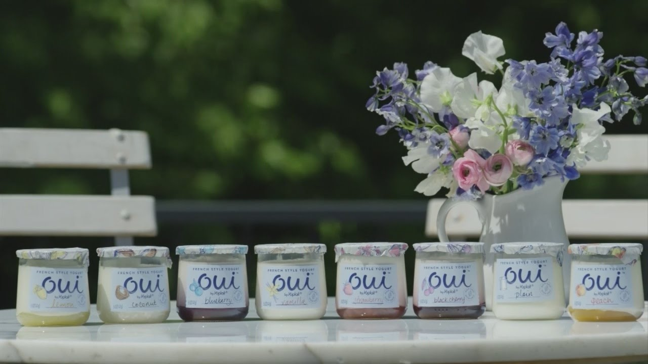 Image result for oui by yoplait