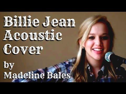 Billie Jean Acoustic Cover - Michael Jackson, Female Country Version (Civil Wars Style)