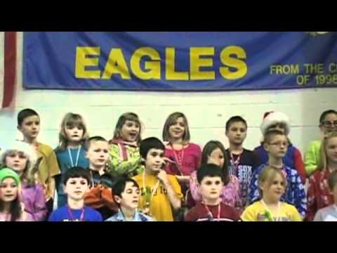 Berkley Community School's 4th Grade Winter Concert Clip