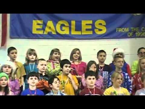 Berkley Community School's 4th Grade Winter Concert Clip