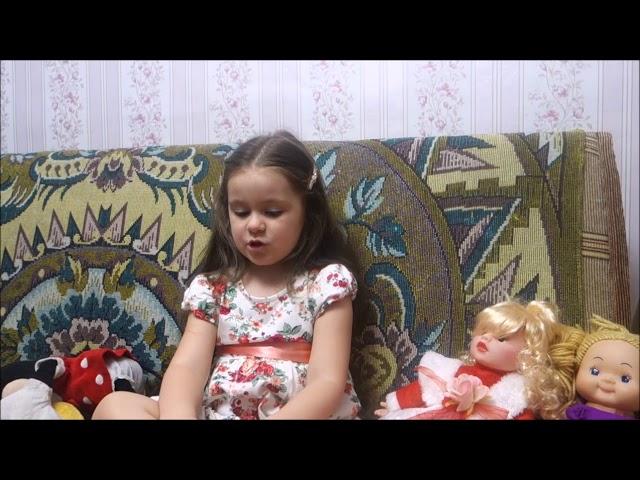 Изображение предпросмотра прочтения – ЕкатеринаСтепанова читает произведение «Маша и медведь» (Русский фольклор )