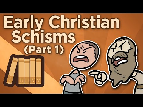 Early Christian Schisms - Before Imperium - Extra History - #1 Mp3