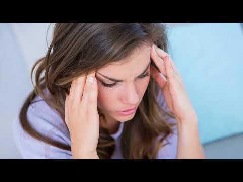 Вена на голове вздулась и болит